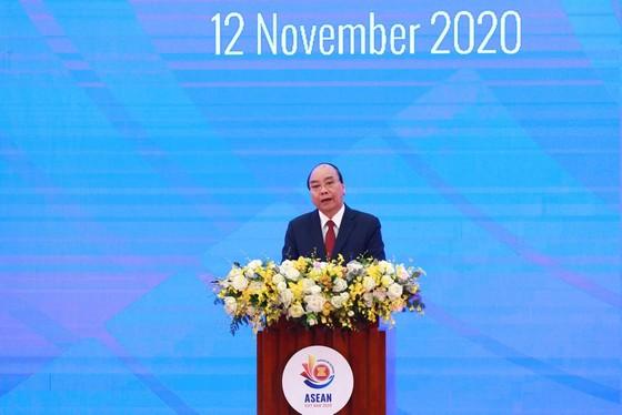 Cam kết mạnh mẽ về xây dựng Biển Đông  ảnh 2