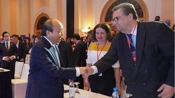 Thủ tướng Nguyễn Xuân Phúc chủ trì Hội nghị Thượng đỉnh về Kinh doanh ASEAN (ASEAN-BIS) ảnh 2