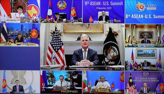Thủ tướng Nguyễn Xuân Phúc: ASEAN và Hoa Kỳ đã duy trì quan hệ tin cậy, tôn trọng và hiểu biết lẫn nhau suốt hơn 4 thập kỷ ảnh 3