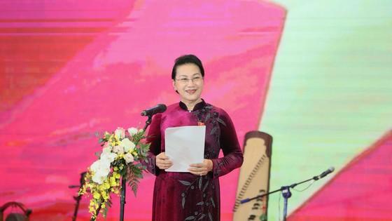 Tổng Bí thư, Chủ tịch nước Nguyễn Phú Trọng tham dự gặp mặt đại biểu Quốc hội qua các thời kỳ ảnh 1