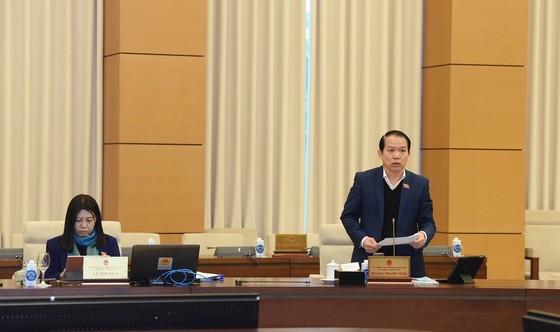 Ủy ban Thường vụ Quốc hội thông qua 2 nghị quyết quan trọng về bầu cử  ảnh 2