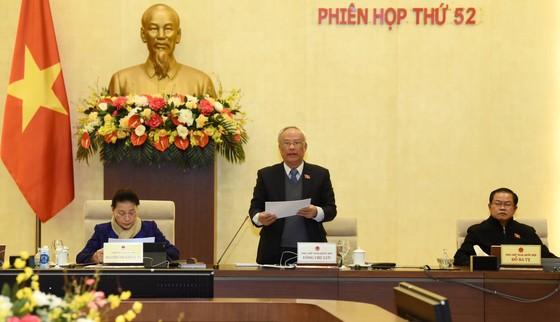 Ủy ban Thường vụ Quốc hội thông qua 2 nghị quyết quan trọng về bầu cử  ảnh 1