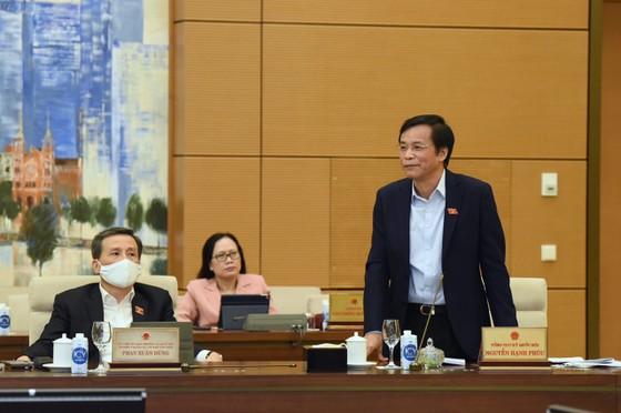 Kiện toàn các chức danh trong bộ máy Nhà nước tại Kỳ họp thứ 11 của Quốc hội  ảnh 1