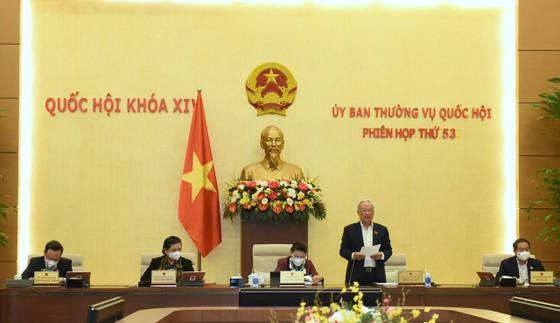 Kiện toàn các chức danh trong bộ máy Nhà nước tại Kỳ họp thứ 11 của Quốc hội  ảnh 2