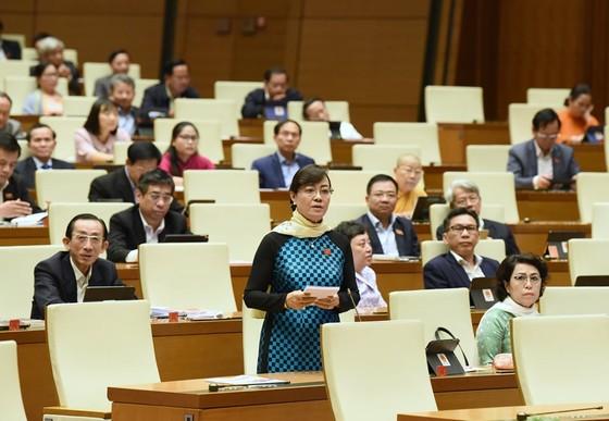 Đại biểu nhắc chính sách lương hưu cho cán bộ nghỉ trước 1993 ảnh 1
