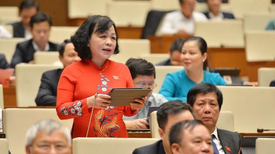 Đại biểu nhắc chính sách lương hưu cho cán bộ nghỉ trước 1993 ảnh 2