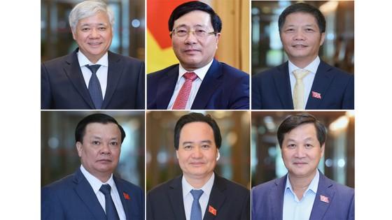 Trình Quốc hội miễn nhiệm một Phó Thủ tướng và 12 Bộ trưởng   ảnh 3