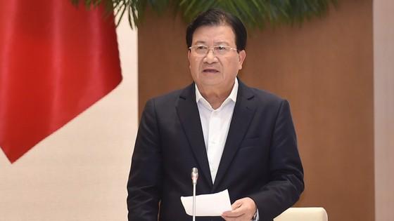 Trình Quốc hội miễn nhiệm một Phó Thủ tướng và 12 Bộ trưởng   ảnh 1