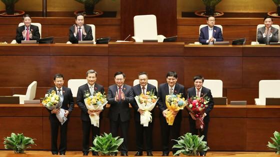 Đồng chí Bùi Văn Cường làm Tổng Thư ký Quốc hội ảnh 1