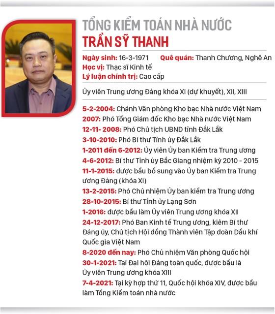 Đồng chí Trần Sỹ Thanh trở thành Tổng Kiểm toán Nhà nước  ảnh 2