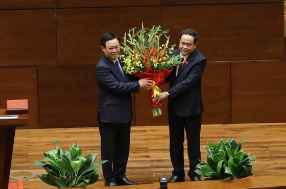 Chủ tịch Quốc hội khóa XV Vương Đình Huệ tuyên thệ nhậm chức ảnh 3