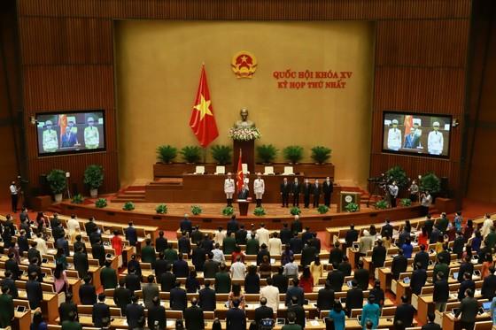 Đồng chí Nguyễn Xuân Phúc đắc cử Chủ tịch nước nhiệm kỳ 2021-2026 ảnh 1