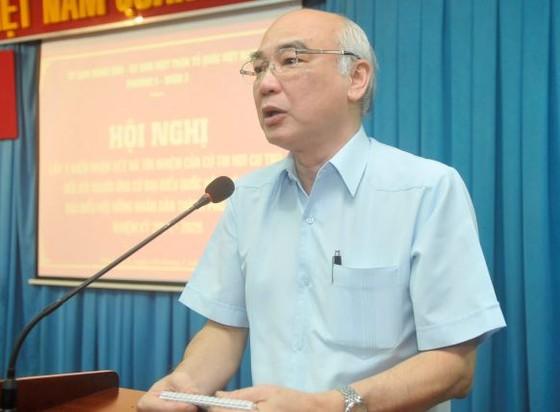100% cử tri đồng ý giới thiệu đồng chí Phan Nguyễn Như Khuê ứng cử đại biểu Quốc hội và đại biểu HĐND TPHCM  ảnh 2