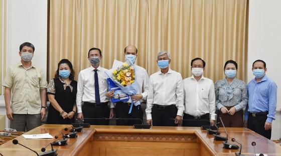 Ông Nguyễn Nghĩa Hiệp giữ chức Phó Trưởng ban Ban Quản lý Khu Công nghệ cao TPHCM ảnh 1