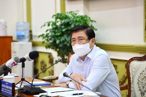 Chủ tịch UBND TPHCM Nguyễn Thành Phong: Không để công việc trì hoãn, ảnh hưởng đến người dân, doanh nghiệp ảnh 2