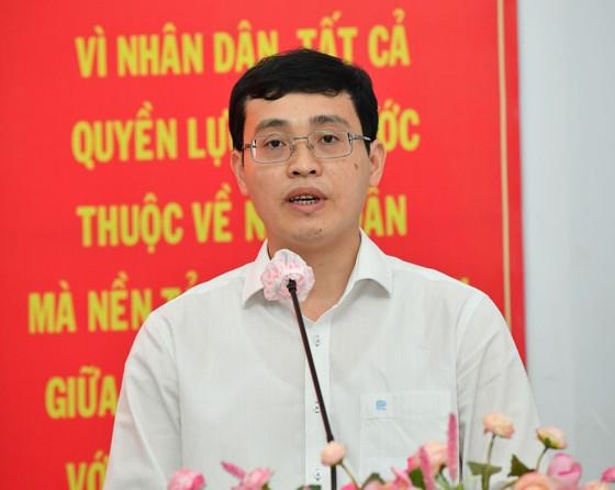 Ứng cử viên Nguyễn Thành Phong: Hiện thực hóa khát vọng phát triển, vươn lên mạnh mẽ của TPHCM ảnh 8