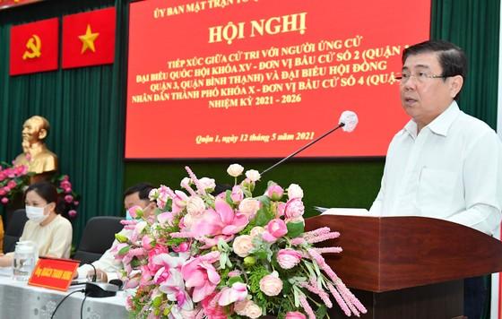 Ứng cử viên Nguyễn Thành Phong: Hiện thực hóa khát vọng phát triển, vươn lên mạnh mẽ của TPHCM ảnh 1