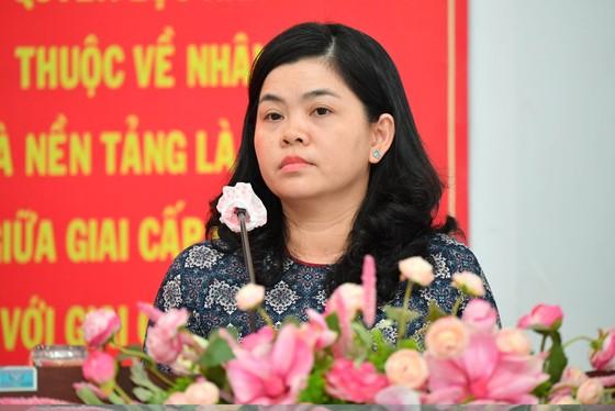 Ứng cử viên Nguyễn Thành Phong: Hiện thực hóa khát vọng phát triển, vươn lên mạnh mẽ của TPHCM ảnh 6