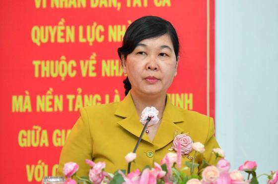 Ứng cử viên Nguyễn Thành Phong: Hiện thực hóa khát vọng phát triển, vươn lên mạnh mẽ của TPHCM ảnh 4