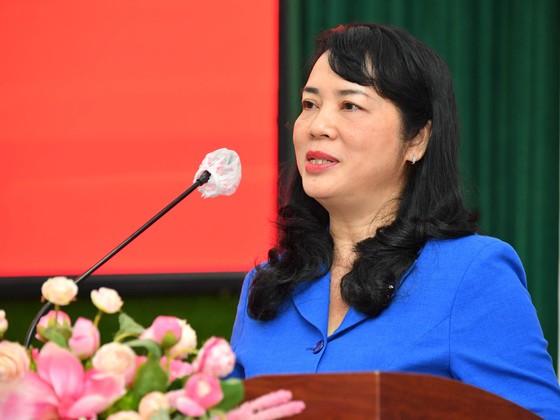 Ứng cử viên Nguyễn Thành Phong: Hiện thực hóa khát vọng phát triển, vươn lên mạnh mẽ của TPHCM ảnh 3