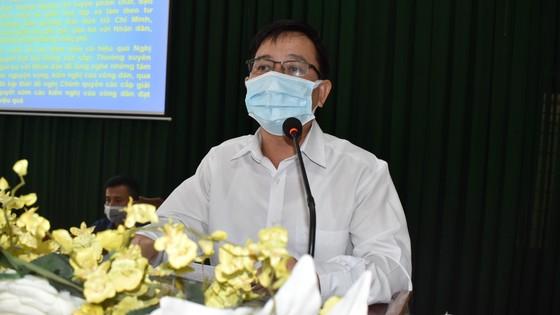 Ứng cử viên cam kết đảm bảo chất lượng môi trường sống nếu trúng cử HĐND TPHCM ảnh 2