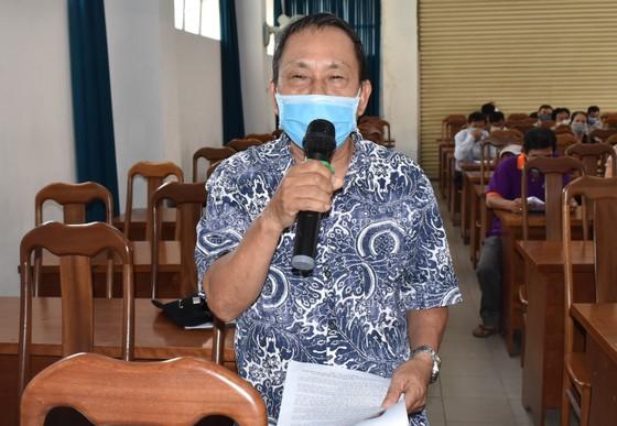 Ứng cử viên cam kết đảm bảo chất lượng môi trường sống nếu trúng cử HĐND TPHCM ảnh 5