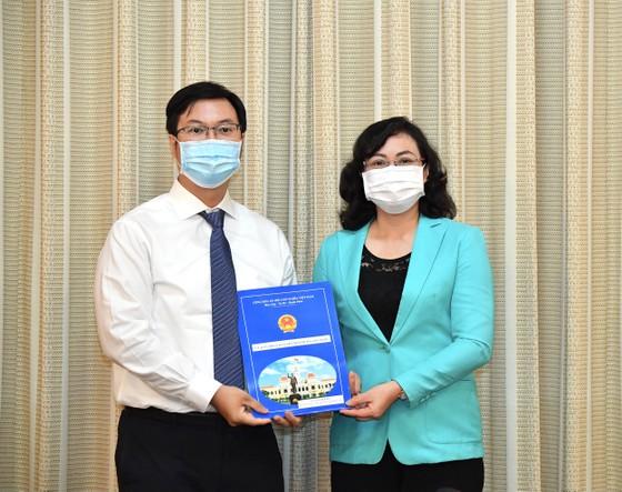 Ông Đào Minh Chánh giữ chức Phó Giám đốc Sở Kế hoạch và Đầu tư TPHCM ảnh 3