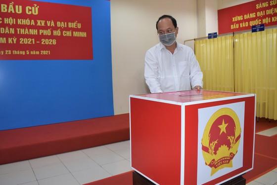 Đảm bảo sức khỏe cho người dân, lực lượng phục vụ công tác bầu cử ảnh 2