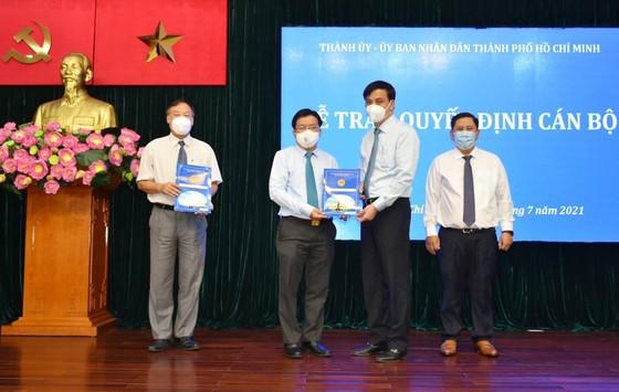 Điều động đồng chí Nguyễn Thị Thu Hường làm Chủ tịch UBND quận 10, Huỳnh Văn Tâm làm Phó Chủ tịch UBND quận 10 ảnh 2