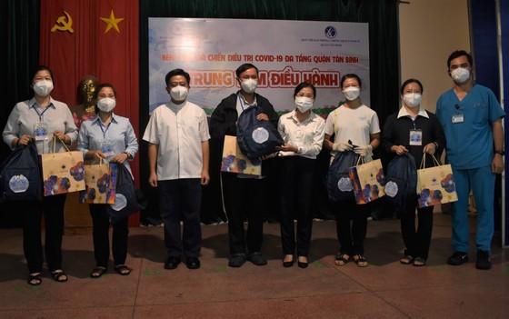 Thêm 23 tình nguyện viên tôn giáo tham gia tuyến đầu chống dịch ảnh 1