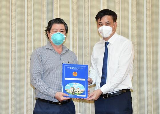 Ông Lê Tấn Cường nhận công tác tại Công ty TNHH MTV Phát triển Công nghiệp Tân Thuận ảnh 3