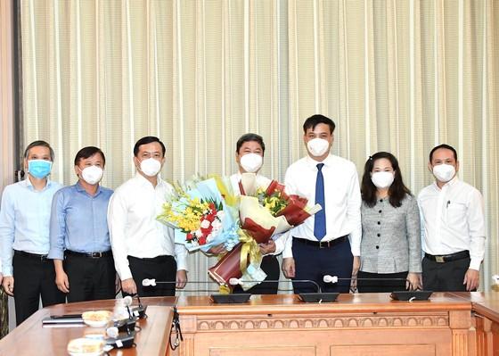 Ông Lê Tấn Cường nhận công tác tại Công ty TNHH MTV Phát triển Công nghiệp Tân Thuận ảnh 2