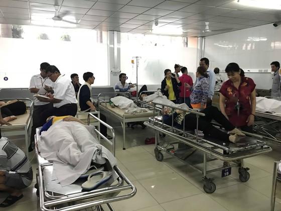 Hàng trăm công nhân nhập viện nghi ngộ độc ở tỉnh Bình Dương ảnh 2