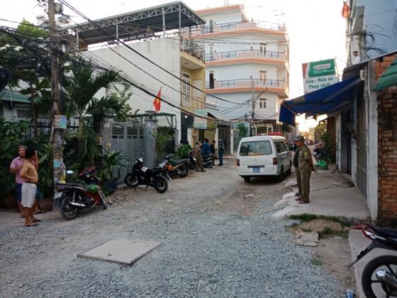 Vụ án mạng ở phường Bình Hưng Hoà, quận Bình Tân là do nợ nần ảnh 1