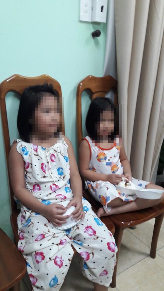 """Giải cứu 2 bé gái nghi bị """"bắt cóc"""" đòi 50 ngàn USD tiền chuộc ảnh 1"""