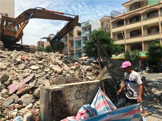 Sập nhà 2 tầng ở quận 6, ba người thương vong ảnh 4