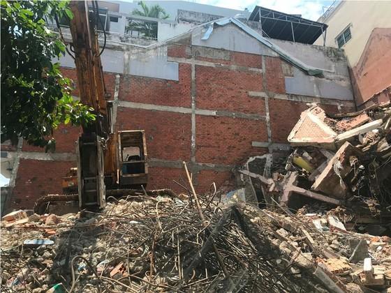 Sập nhà 2 tầng ở quận 6, ba người thương vong ảnh 5