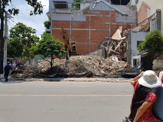 Sập nhà 2 tầng ở quận 6, ba người thương vong ảnh 8