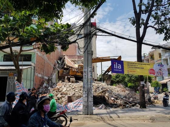 Sập nhà 2 tầng ở quận 6, ba người thương vong ảnh 9