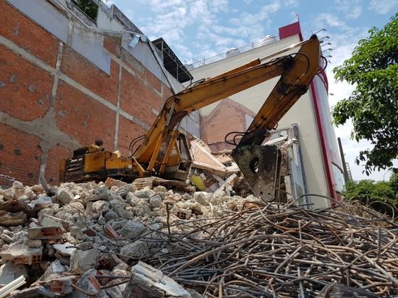 Sập nhà 2 tầng ở quận 6, ba người thương vong ảnh 10