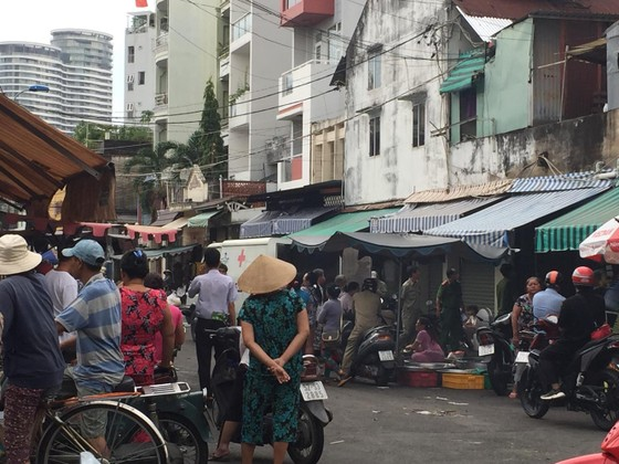 Phát hiện cụ bà 75 tuổi tử vong trong căn nhà ở gần chợ Thị Nghè ảnh 3