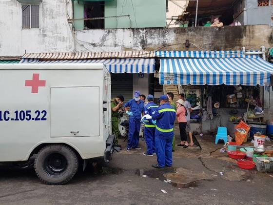 Phát hiện cụ bà 75 tuổi tử vong trong căn nhà ở gần chợ Thị Nghè ảnh 1