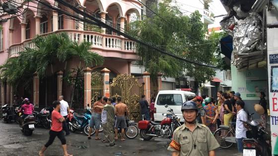 Vụ hai cha con ở quận Tân Bình nghi bị sát hại tại nhà: Cha giết con rồi tự sát? ảnh 3