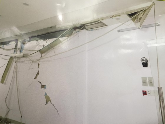Công an TPHCM họp báo vụ nổ ở trước trụ sở công an phường 12, quận Tân Bình ảnh 8