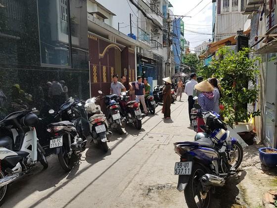 Bắt đối tượng nghi sát hại người phụ nữ tại quận Tân Phú ảnh 1
