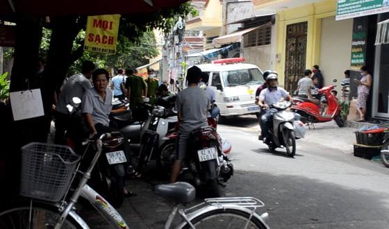 Một người nước ngoài tử vong tại nhà trọ ở quận Tân Bình ảnh 3