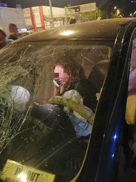 """  Nữ tài xế xe """"điên"""" đối diện với mức án như thế nào? ảnh 1"""