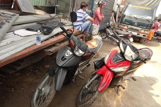 Cháy kho hàng ở huyện Hóc Môn, nhiều tài sản bị thiêu rụi ảnh 10