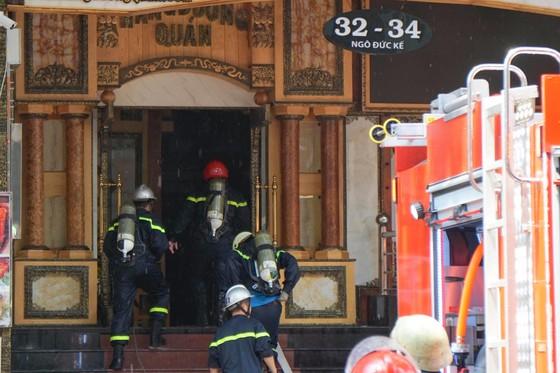 Vụ cháy tại Hàng Dương Quán, quận 1 là do hàn xì ảnh 19