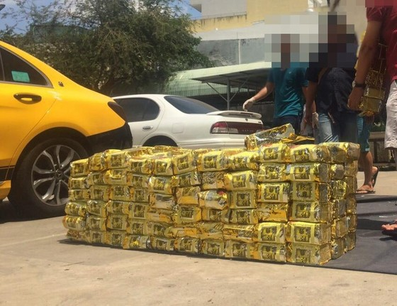 Công an TPHCM phá vụ tàng trữ, vận chuyển ma túy hơn 1,1 tấn ảnh 4